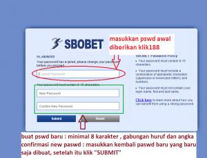 Cara Bermain Sbobet Baccarat Online