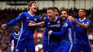 Chelsea Sementara Sudah Memasukan 2 Gol Melawan Qarabag