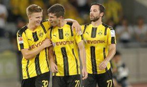 Dortmund Harus Bisa Menerima Skor Imbang Melawan Schalke