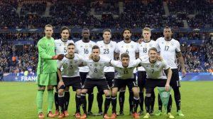 Hasil Skor Jerman Melawan Prancis Berakhir Imbang