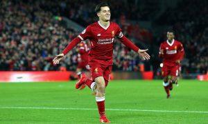 Babak Pertama Leichester City Tertinggal 1 Gol Melawan Liverpool