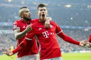 Bayern Munich Hanya Menang Tipis Melawan Dortmund 2 Gol