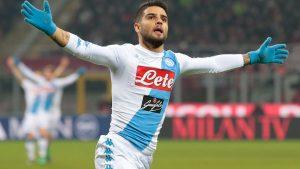 Napoli Menang Tipis Atas Sampdoria Di San Paolo