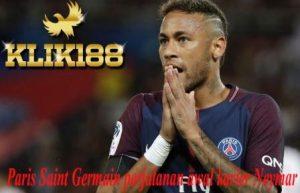 Paris Saint Germain perjalanan awal karier Neymar