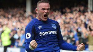 Rooney Kembali Berjuang Dengan Semangat Kepada Everton