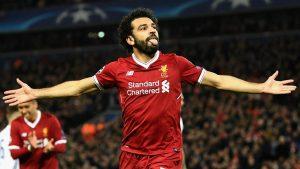 Sementara Liverpool Memasukan 1 Gol Melawan Arsenal