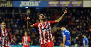 Atletico Madrid Berhasil Tumbangkan Lieida 3 Gol