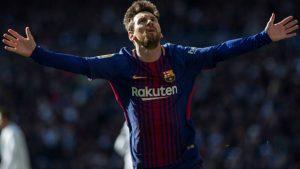 Barcelona Gas Ful Hantam Lavente 3 Gol Puncak Klasemen