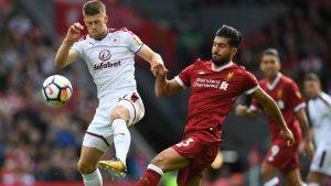 Burnley Menang Tipis Melawan Liverpool Skor 2-1