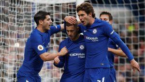 Chelsea Berhasil Melumatkan Brighton 4 Gol Tanpa Balas