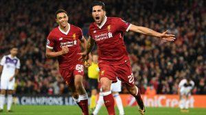 Dua Pemain Liverpool Diawal Tahun Berjalan Sibuk