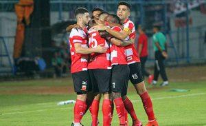 Madura Mendapat Kemenangan Melibas Perseru 5 Gol
