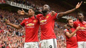 Manchester United Berhasil Telan Stoke City 3 Gol Tanpa Balas