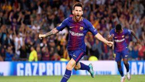 Messi Berhasil Membawa Kemenangan Untuk Barcelona