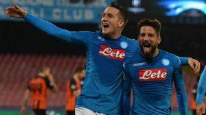Napoli Kembali Merebut Kemenangan Melawan Bologna