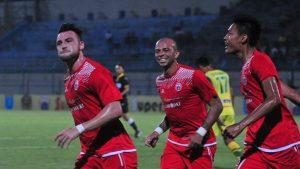 PSPS Menelan Kekalahan 3 Gol Tanpa Balas Melawan Persija