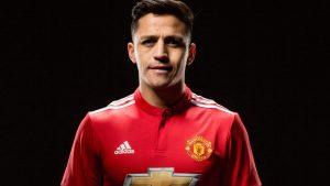 Penampilan Cukup Membaik Untuk Alexis Di Manchester United