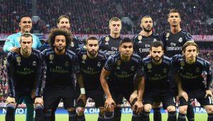 Real Madrid Harus Bangkit Dari Kekalahan Kemarinnya