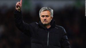 Sang Manajer Jose Mourinho Kontraknya Diperpanjang Oleh MU