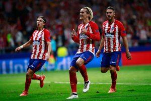 Atletico Madrid Berhasil Libas Habis Copenhagen 4-1
