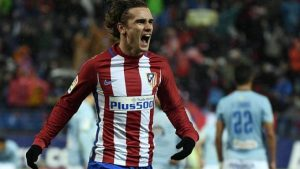 Atletico Madrid Sikat Athletic Bilbao Dengan Skor 2-0