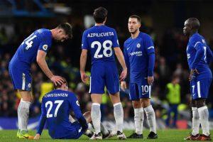 Chelsea Dipermalukan 3 Gol Menjamu AFC Bounemouth