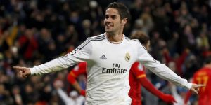 Gelandang Madrid Isco Dikabarkan Juga Memebenci Pemain Rekannya