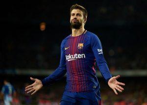 Gerard Pique bawa Kabar Buruk Bagi Klub Barcelona