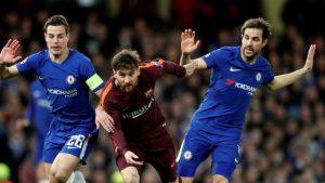Hasil Barcelona Melawan Chelsea Harus Berakhir Seri 1-1