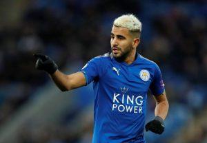 Leicester City Bidik Hazad Gantikan Riyad Mahrez
