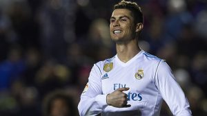 Liga Champions Ajang Pamer Real Madrid Dan Ronaldo