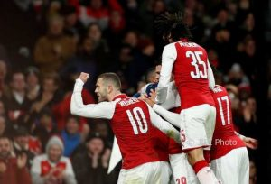 Ostersunds Cukur Arsenal 3 Gol Tanpa Balas Liga Europa