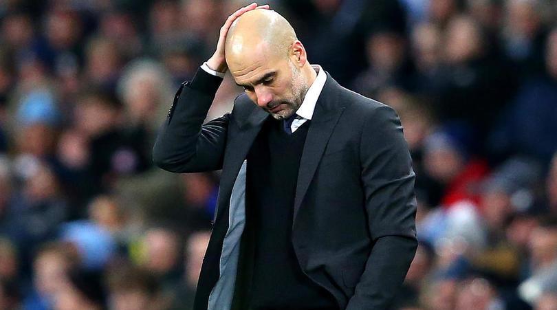 Sang Manajer Guardiola Terima Kekalahan City Dengan Baik