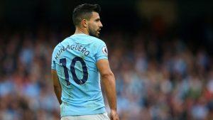 Sergio Aguero Berhasil Membawa Kemenangan Untuk Manchester City