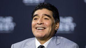Maradona Percaya Bahwa Napoli Bisa Kalahkan Juventus