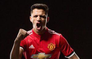 Sanchez Terlalu Bekerja Keras Bersama Manchester United