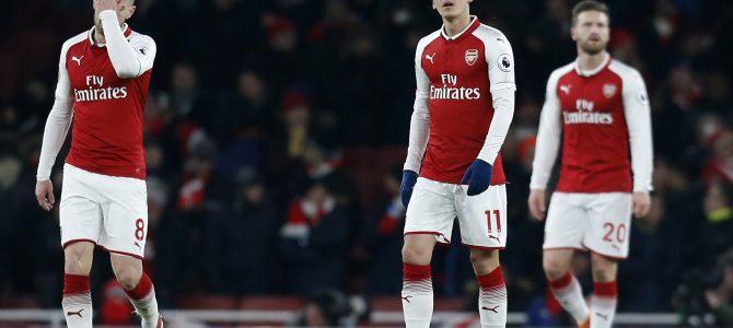 Arsenal Dipermalukan Newcastle United Dengan Skor 2-1