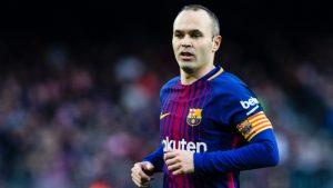 Iniesta Konfirmasi Atas Kelanjutan Nasibnya di Barcelona