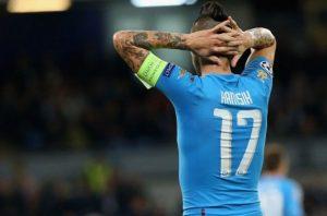 Musim Ini Napoli Dipermalukan Fiorentina 3 Gol Tanpa Balas