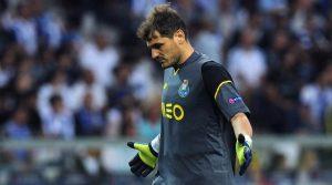 Iker Casillas Mengirim Kode Untuk Kembali Ke Real Madrid