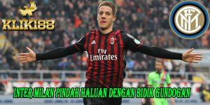Inter Milan Pindah Haluan Dengan Bidik Gundogan