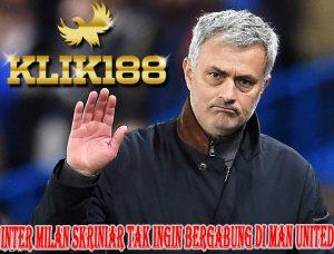 Inter Milan Skriniar Tak Ingin Bergabung di Man United